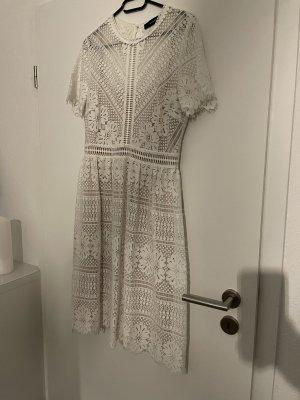 Hallhuber Evening Dress white