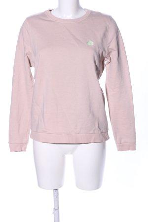Stanley & Stella Sweatshirt pink Schriftzug gestickt Casual-Look