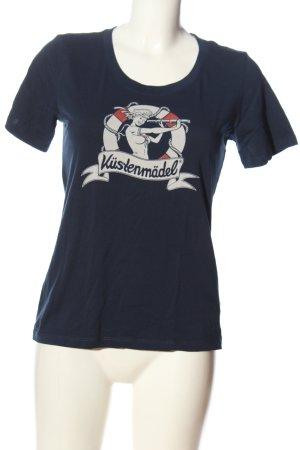 Stanley & Stella T-shirt imprimé avec thème style décontracté