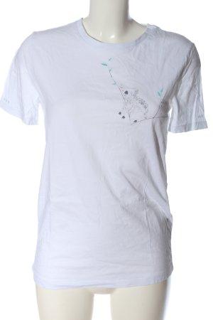 Stanley & Stella T-Shirt weiß Casual-Look