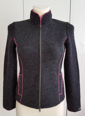 Stapf Damen Strickjacke 100% Wolle Gr. 36