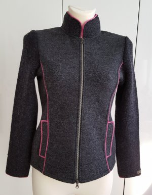 Stapf Damen Strickjacke 100% Wolle Gr. 38
