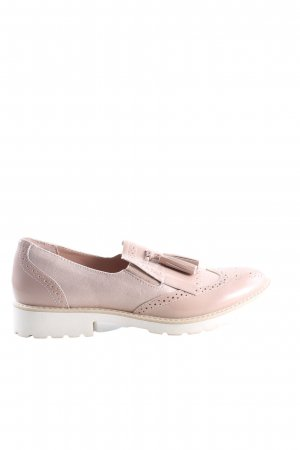Star Collection Slip-on Shoes pink casual look