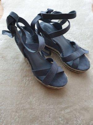 Star Collection Wedge Sandals cornflower blue