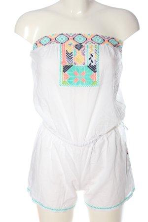 Star mela Kurzer Jumpsuit multicolored casual look