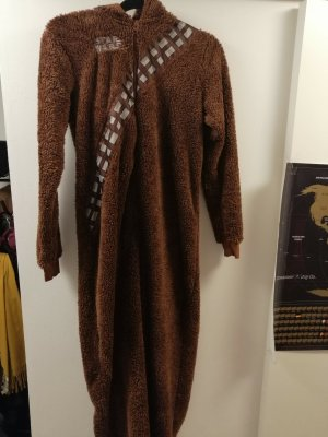 C&A Pyjama brown polyester
