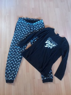 Star Wars Pyjama white-black
