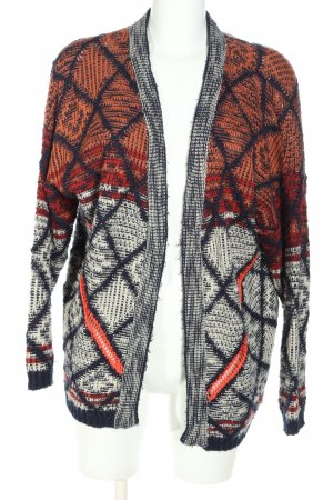 Staring at Stars Strickjacke grafisches Muster Casual-Look