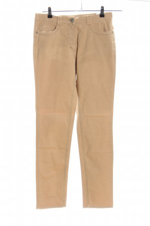 Stark Chinohose nude Casual-Look