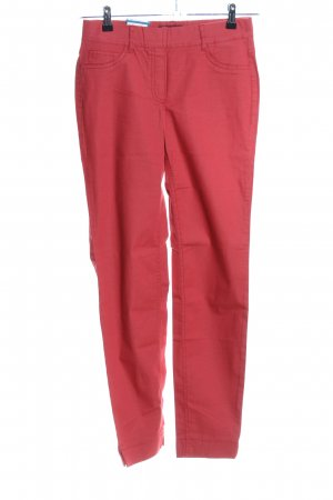 Stark Chinohose rot Casual-Look