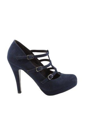 Starlet High Heels blau Casual-Look