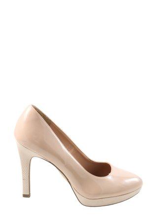 Starlet High Heels nude Business-Look