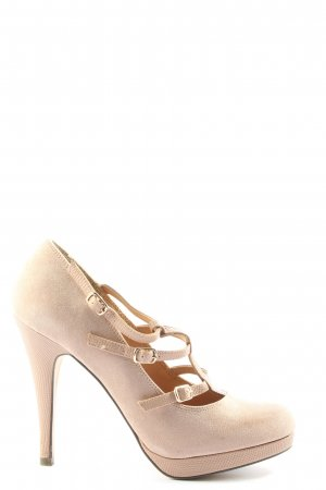 Starlet High-Front Pumps natural white casual look