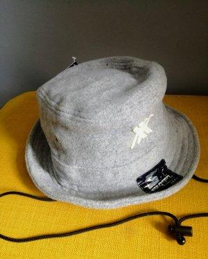 Starter Cappello con visiera grigio chiaro
