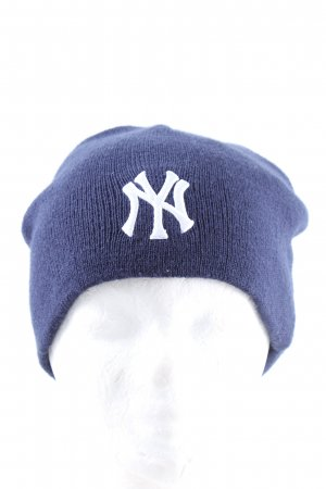 Starter Knitted Hat blue-white casual look