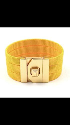 Bijoux de bras doré-orange doré