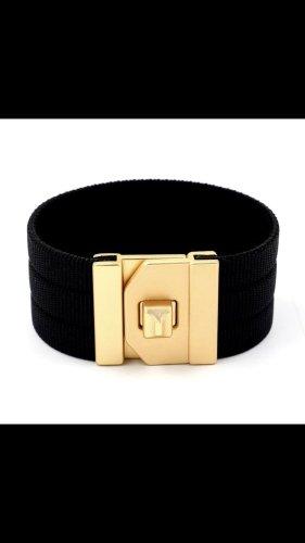 Bijoux de bras doré-noir
