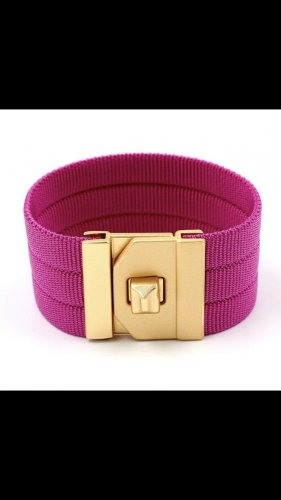 Bijoux de bras doré-rose