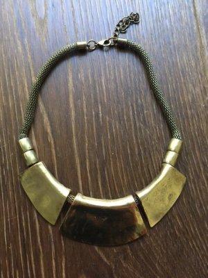 Naszyjnik brąz Metal