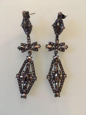 Statement Earrings - Ohrringe Gothic Vintage Style perfekt für die Hochzeitssaison!