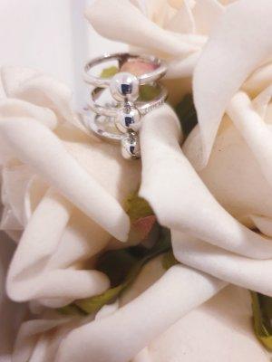 Guess Anello di fidanzamento argento