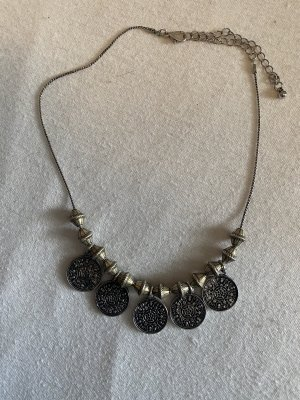 Topshop Statement Necklace multicolored