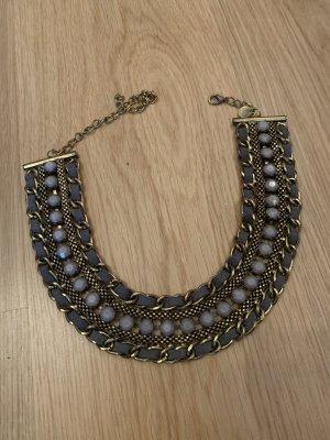 Zara Accesoires Statement Necklace multicolored