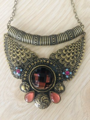 Accessorize Statement ketting goud