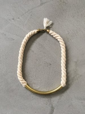Statement-Kette // Maison Scotch