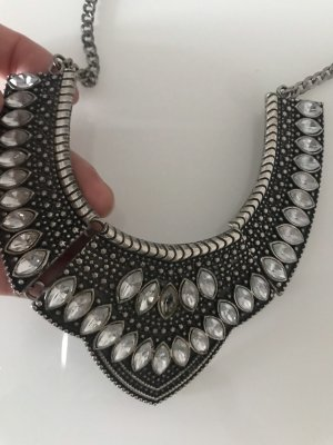 H&M Statement Necklace multicolored