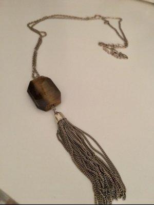 Accessorize Collar estilo collier color bronce