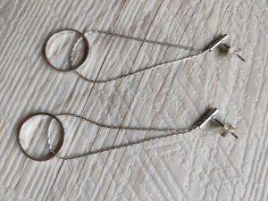 H&M Orecchino d'argento argento