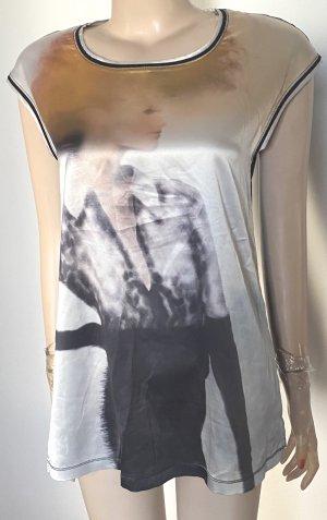 Statement-Shirt Größe 36 Luisa Cerano