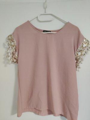 Statement Shirt rosa