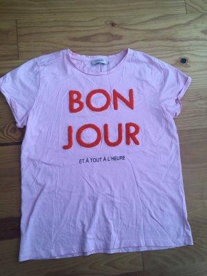 Statement T-Shirt rosa