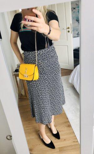 Boutique 9 High Waist Skirt black-white