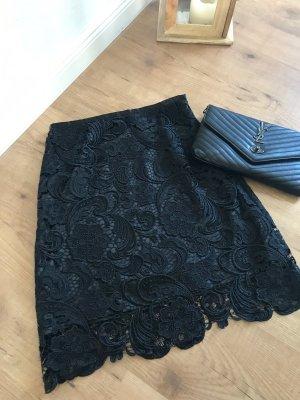 Boutique 9 Koronkowa spódnica czarny