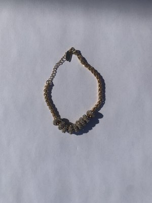 Bracelet en or doré-argenté
