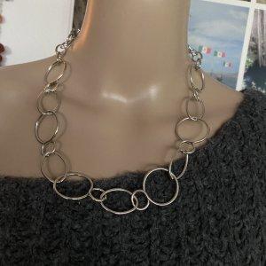 Bon Prix Statement Necklace silver-colored