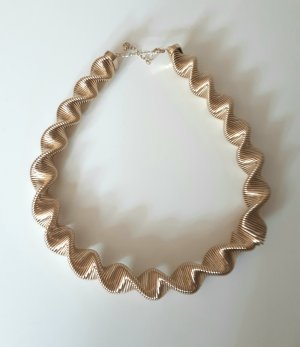 b.p.c. Bonprix Collection Collier incrusté de pierres doré
