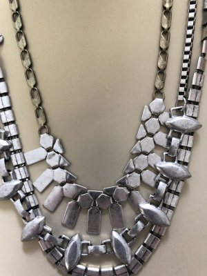 Accesorize Necklace silver-colored