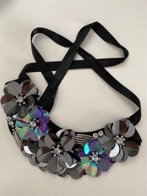 Zara Statement Necklace multicolored