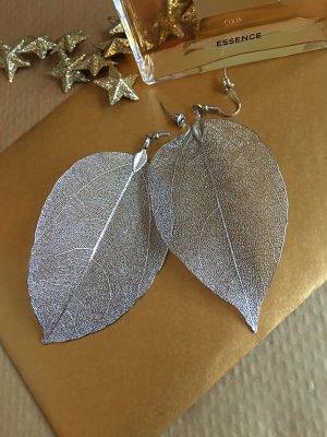Accessorize Boucle d'oreille incrustée de pierres argenté