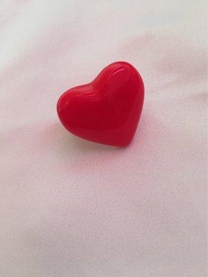 H&M Anello di fidanzamento rosso
