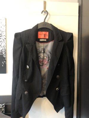 Steampunk Blazer Black