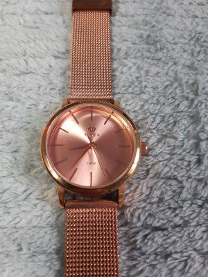Marea Zegarek z metalowym paskiem Wielokolorowy