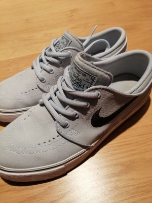 Nike Zapatos de patinador azul celeste