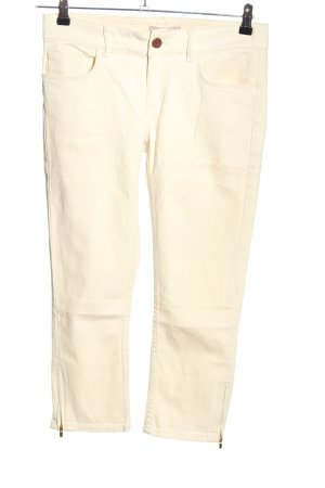 Stefanel 3/4 Length Jeans natural white casual look