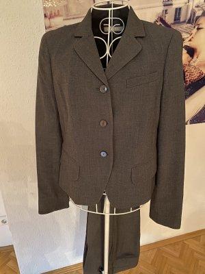 Stefanel Trouser Suit anthracite-grey