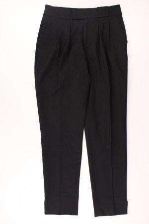 Stefanel Spodnie garniturowe czarny